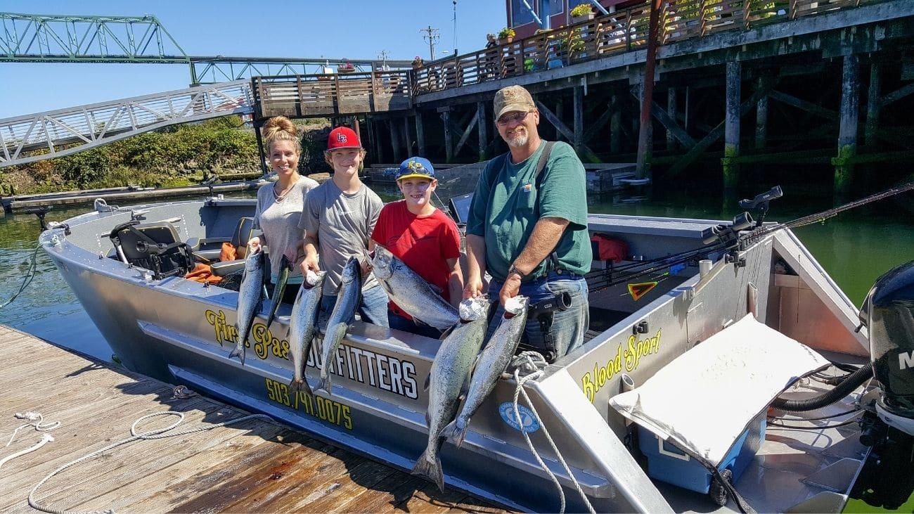 Astoria Fishing Charter FAQ