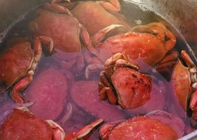 Cooking Crab Catch