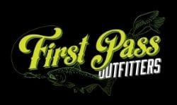First Pass Outfitters Awesome Logo