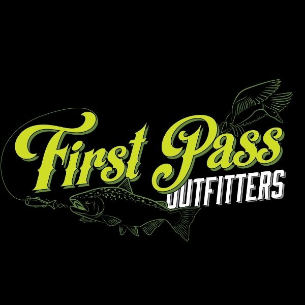 First Pass Outfitters Social Logo