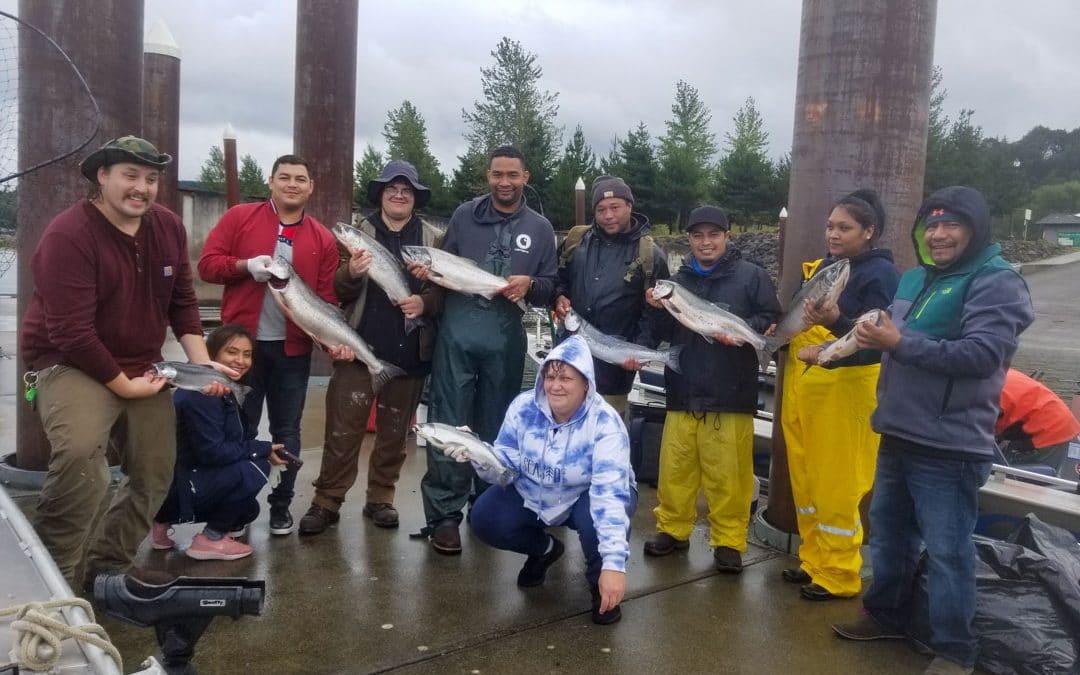 Corporate Fishing Trips